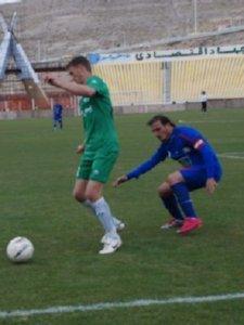 پیروزی داماش رشت در یک بازی دراماتیک