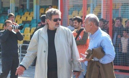 عابدینی : امروز روز خوب تیم فوتبال داماش گیلان و روز بد فوتبال ایران بود