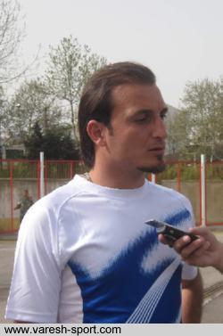 مهدوی:دوست داریم در لیگ برتر هم بازیهایمان در عضدی باشد ولی احتمالا فدراسیون اجازه نمی دهد