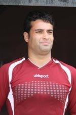 نظرمحمدی:جزو بهترین بازیکنان داماش هستم