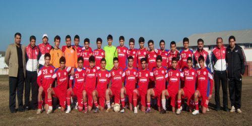 پیروزی نوجوانان و تساوی جوانان فوتبالیست داماش گیلان در خارج از حانه